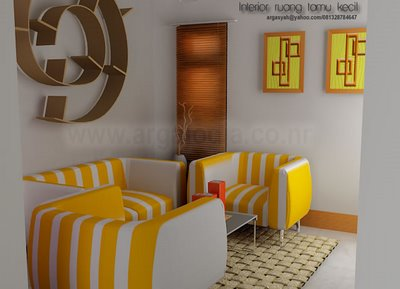Trik Desain Interior Ruang Minimalis (3 m x 3,25 m)